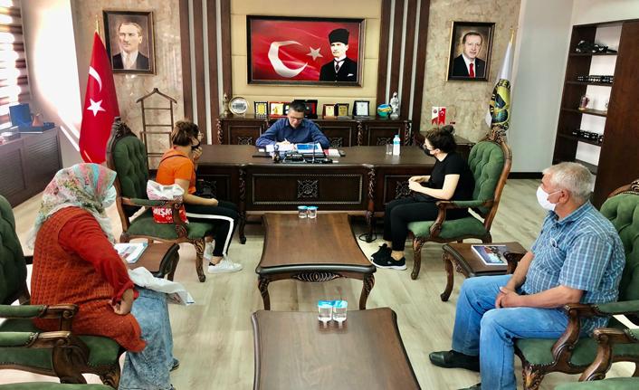Bugün Çarşamba... Halfeti'de Başkanla buluşma günü!