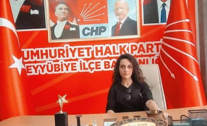 CHP, Urfa'da ilçe başkanını belirledi