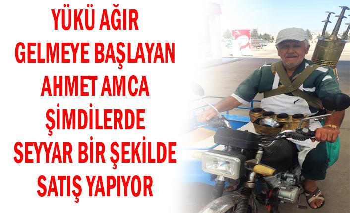Helal olsun Ahmet Amca'ya...