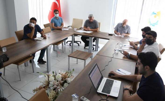 Urfa'da istihdama katkı sağlayacak projenin ihalesi yapıldı