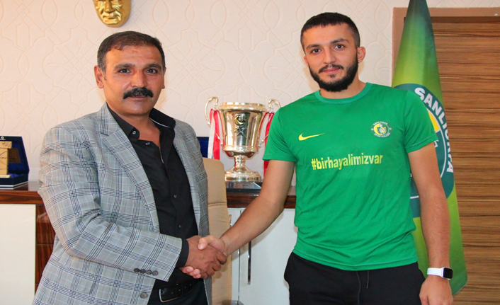 Urfaspor'da 1 transfer daha...