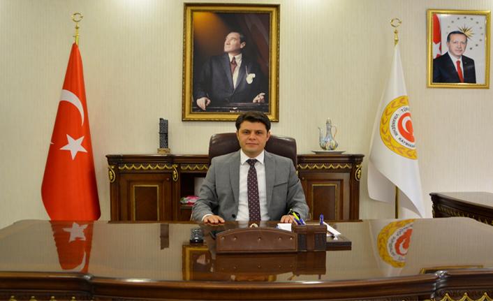 Viranşehir'in yeni kaymakamı görevine başladı