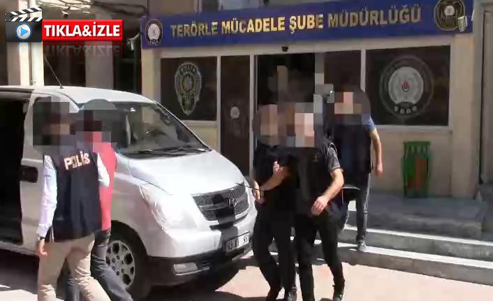Viranşehir ve Akçakale'de yakalandılar...