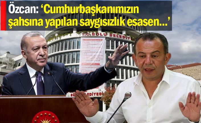 CHP tarihinde görülmemiş olay! Erdoğan'a destek verdi