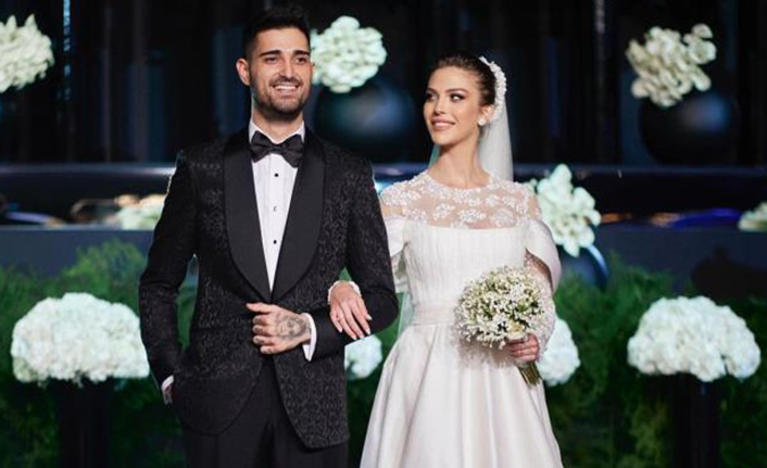 Tatlıses evlendi...