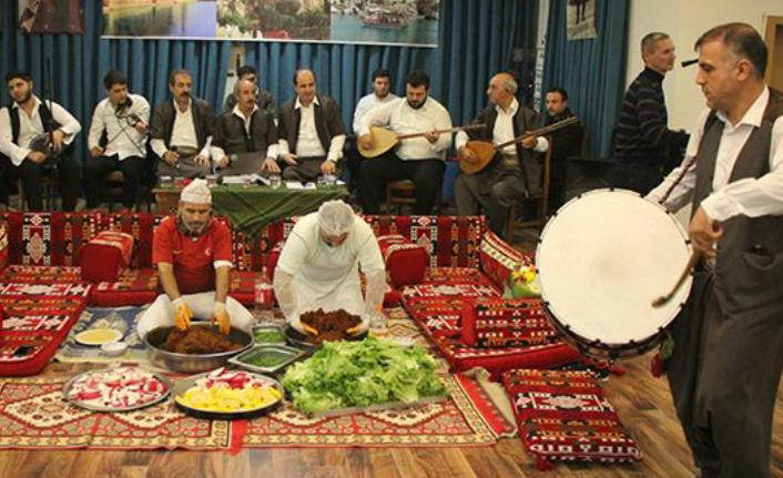 Urfa Sıra Gecesi Elazığ'da olay oldu!
