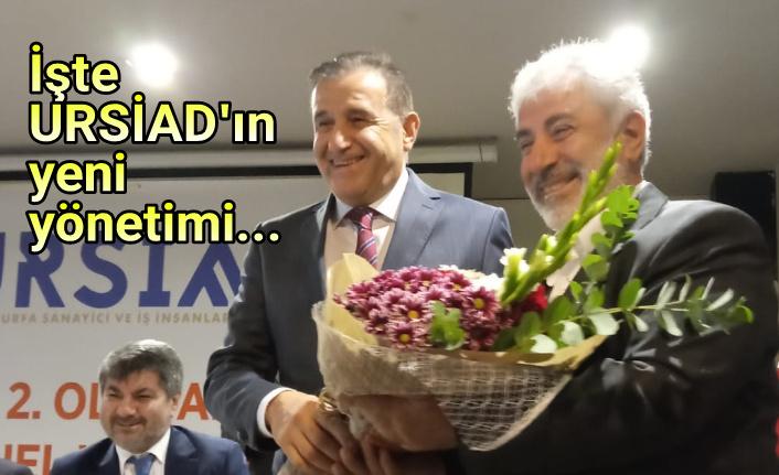 URSİAD'ın yeni Başkanı Kırmızı oldu