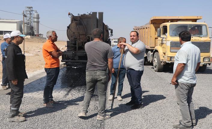 Viranşehirli sanayici iş adamları Ekinci'ye teşekkür etti