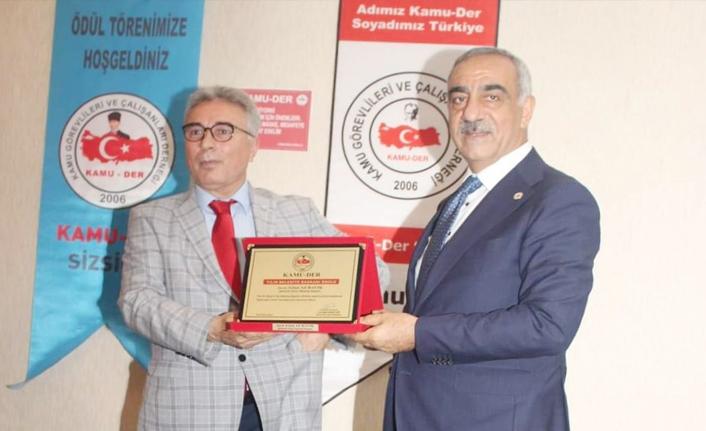 Yılın başarılı Belediye Başkanı Bayık seçildi