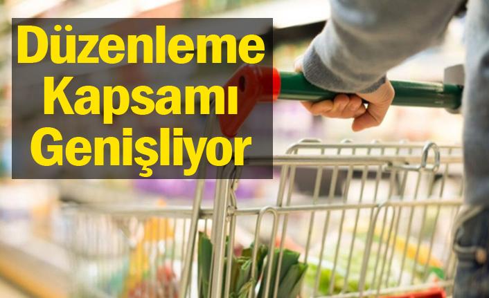 Zincir marketlerde artık o ürünler satılmayacak!