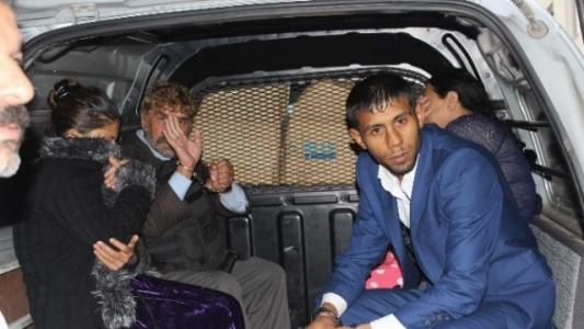 4 Gün sorgulanıp, mahkemeye çıkarıldılar