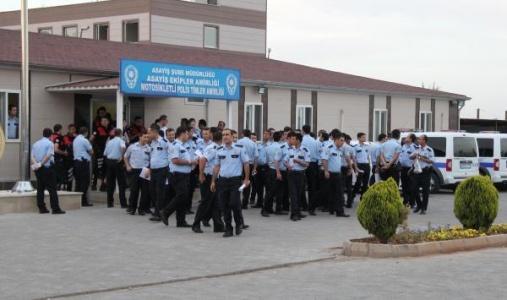 Pınarbaşı'ndan 'Huzur' operasyonu