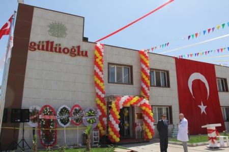 8 Milyon TL'lik tesis açıldı