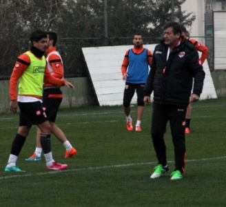 Adanaspor Urfa'ya iddialı hazırlanıyor