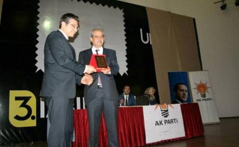 AK Haliliye meclis toplantısı yoğun ilgi gördü...