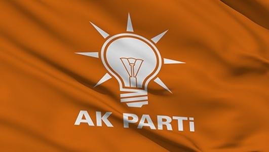 AK Parti Eyyübiye'de görev dağılımı