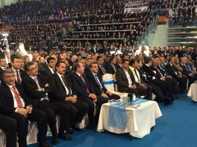 AK Parti, Beyazgül'e emanet