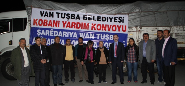 AK Parti ve HDP Kobani için el ele