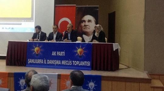 AK Partililer, bu toplantıda buluştu