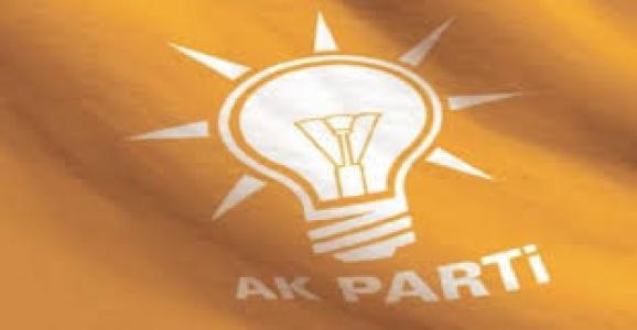AK Parti'nin Karaköprü cephesinde şok istifa