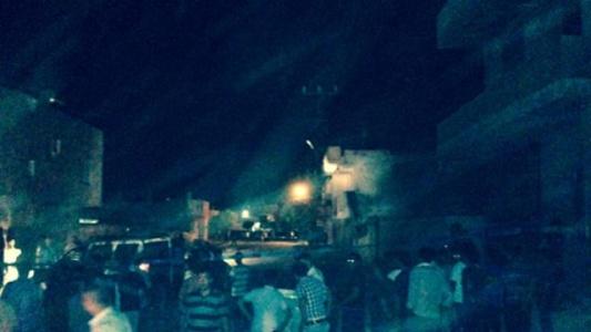 Akçakale'de Suriyeli gerginliği...
