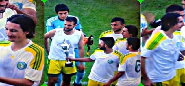 Ankara Şampiyonu...