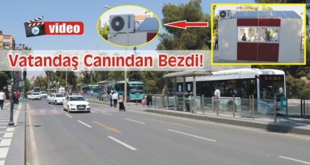 Antalya'da klimalı, Urfa'da güneşli duraklar..