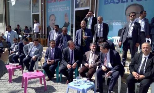 Artık köylerde de seçim büroları açılıyor