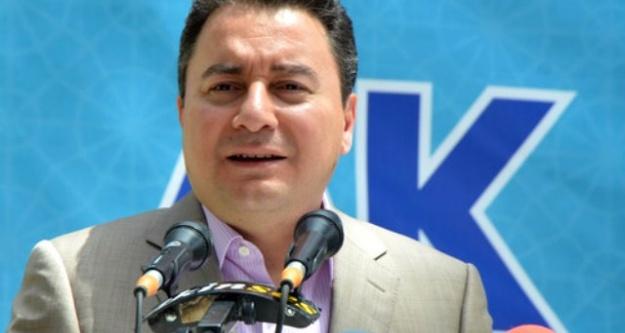 Babacan, Urfa'da konuştu