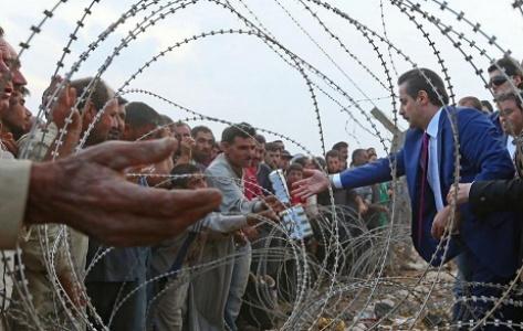 Bakan Çelik Kobani'lere müjdeyi verdi