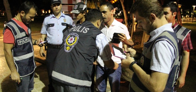 150 Polisli operasyon...
