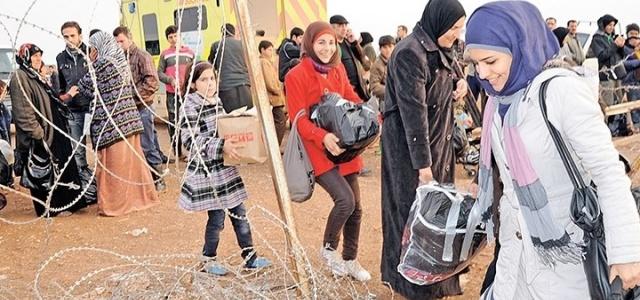Barınma merkezlerinde kaç Suriyeli var?