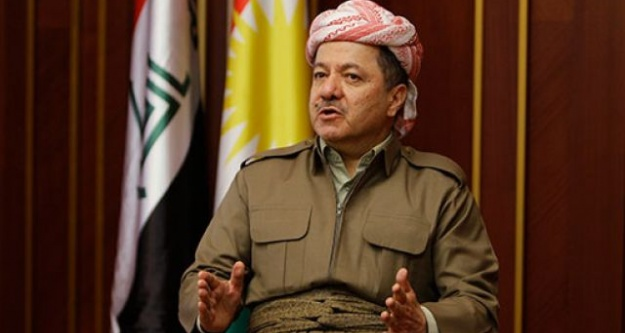 Barzani'den Kobani itirafı!