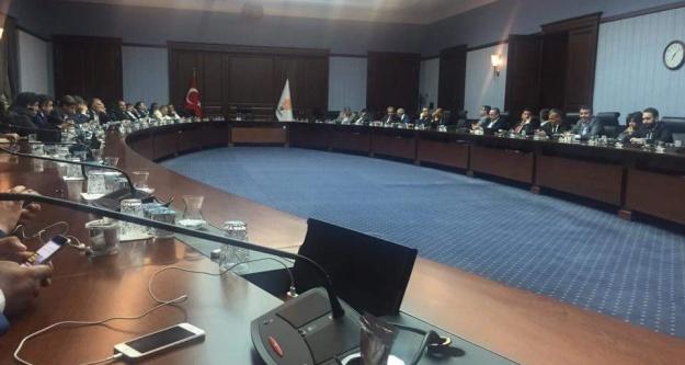 Başbakan başkan adayını belirledi