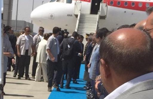 Başbakan Davutoğlu Urfa'da…