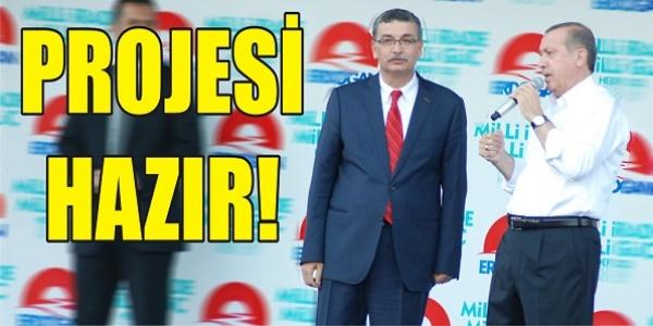 Başbakan Urfa'ya söz vermişti...
