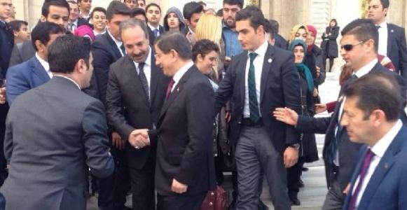 Başbakan'la görüştüler!