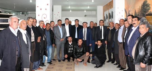 Başkan Atilla, Mahalle Muhtarları İle Bir Araya Geldi