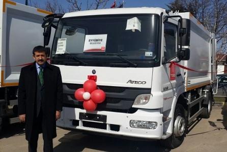 Başkan Ekinci, müjdeyi Ankara'dan verdi