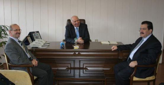 Başkan Sorgun'dan Esnaf Odalarına Ziyaret
