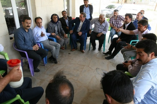 Baydemir :Nemrudi Baraj Urfa'dan yıkılacak