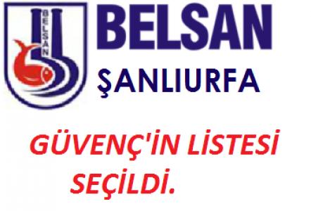 BELSAN'IN YENİ YÖNETİMİ SEÇİLDİ...