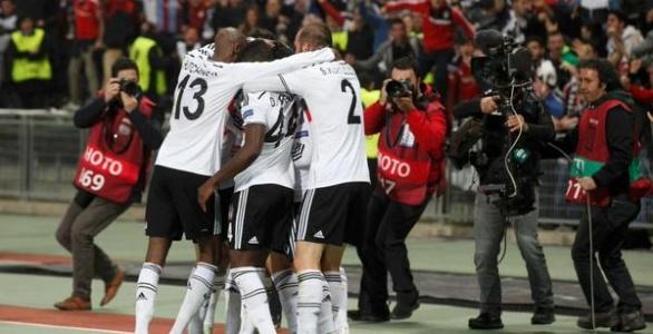 Beşiktaş destan yazdı
