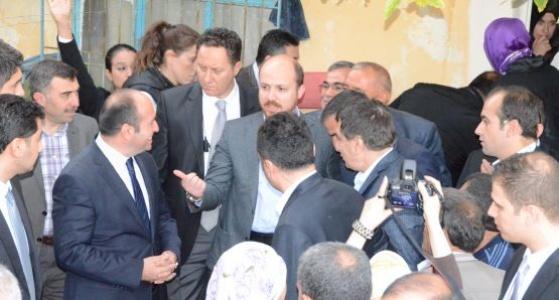 Bilal Erdoğan Suriyeliler el uzattı