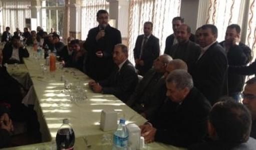 Binised Aşireti'den AK Parti'ye tam destek