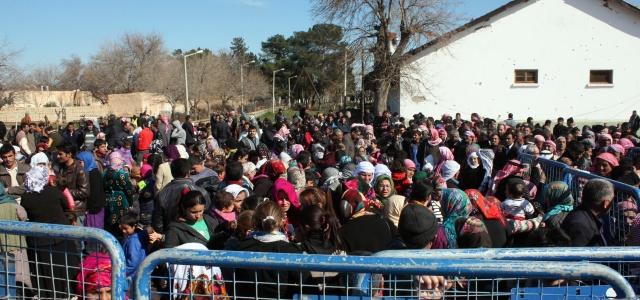 Bir ayda 10 bin Suriyeli, ülkesine geri döndü