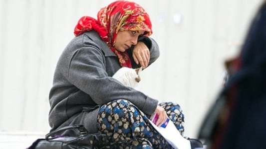 Bir günlüğüne Suriyeli oldu ama...