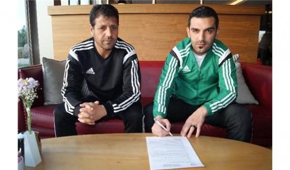 Bolu'dan Urfaspor'lu futbolcuya kanca