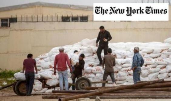 'Bomba için IŞİD'e Türkiye'den gübre gidiyor'
