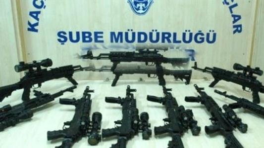 Bu Silahlar kime gidiyordu...